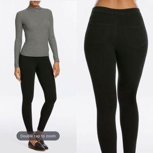 Spanx Jean-ish Legging Stretchy Skinny Jeans XS